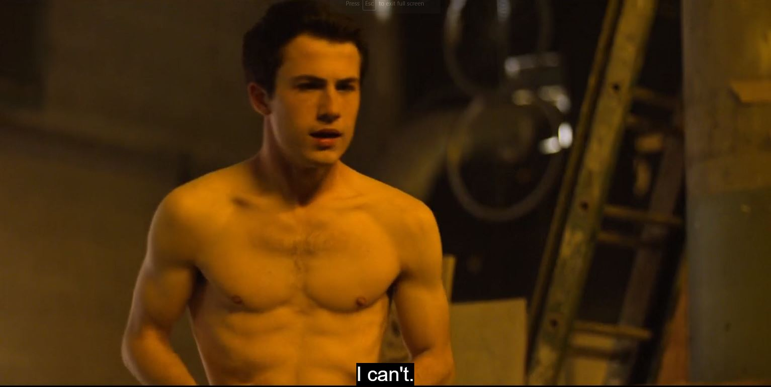 Dylan Minnette Shirtless Famousmales