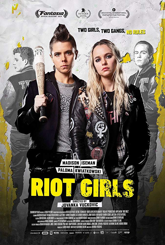 Riot Girls 2019 HDRip AC3 x264-CMRG