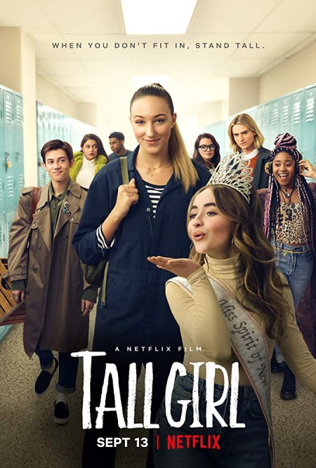 Tall Girl (2019) HDRip XviD AC3 EVO