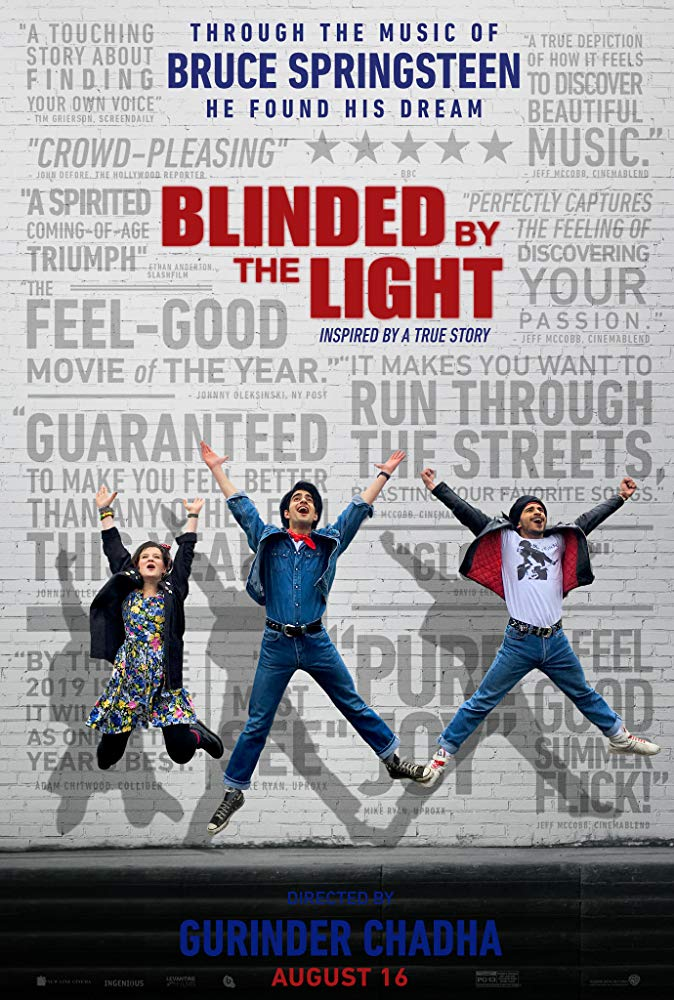 Blinded by the Light 2019 [WEBRip] [720p] YIFY