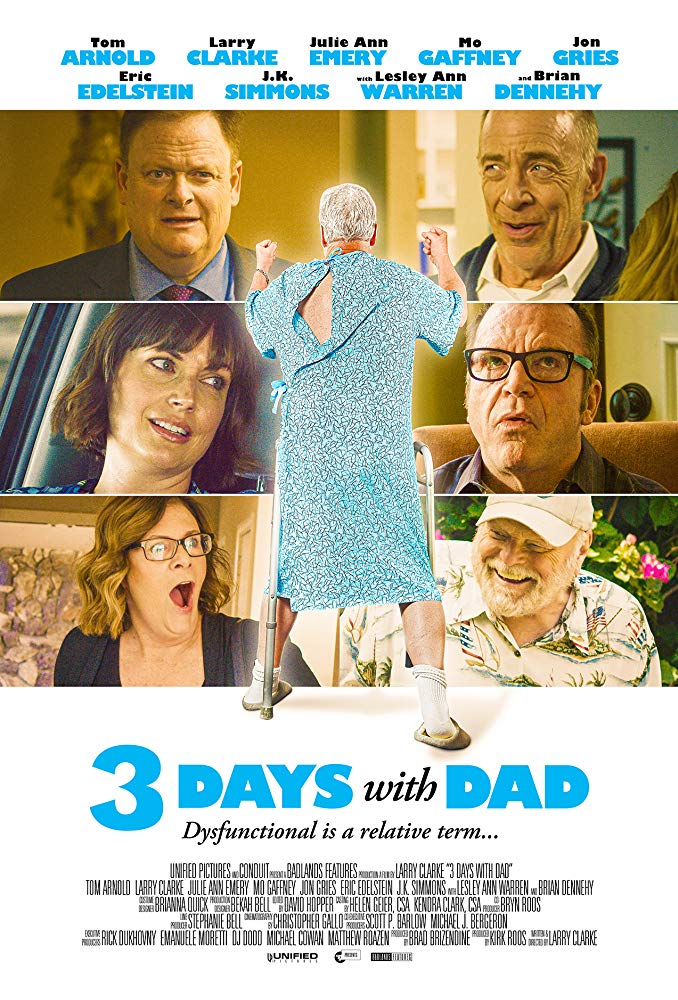 3 Days With Dad 2019 720p WEB-DL XviD AC3-FGT