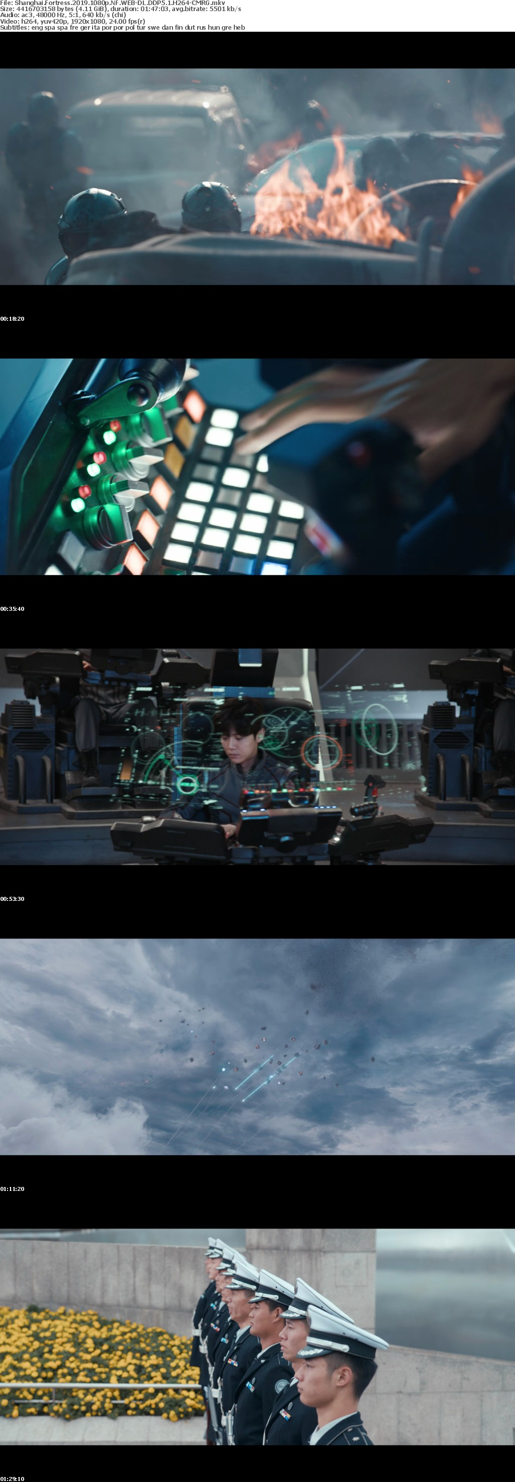 Shanghai Fortress 2019 1080p NF WEB-DL DDP5 1 H264-CMRG[TGx]
