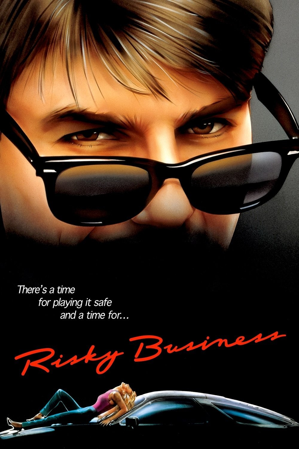 Risky Business 1983 720p BluRay x264-x0r