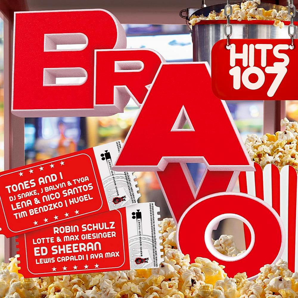 VA - Bravo Hits Vol 107 [2CD] (2019) MP3 [320 kbps]