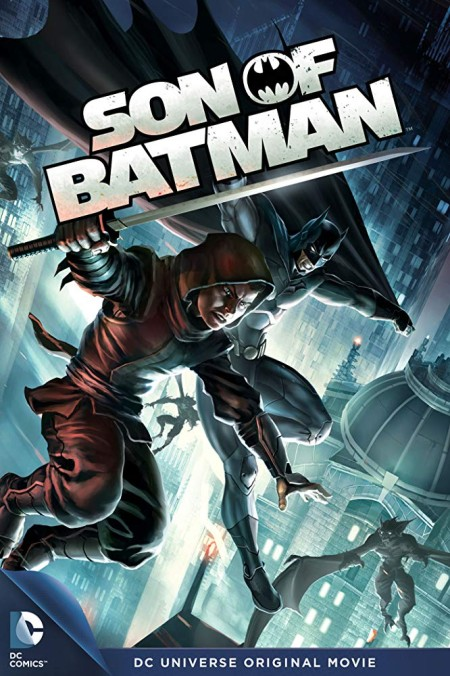 Son of Batman (2014) 1080p BDRip x265.10bit DTS HD MA 5.1 Goki