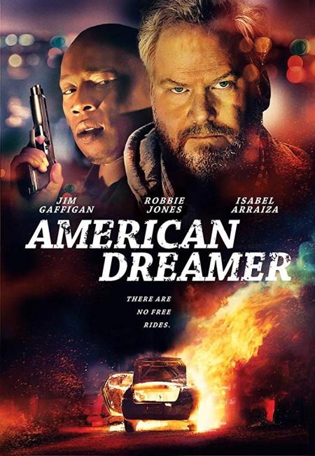 American Dreamer (2018) HDRip XviD AC3 EVO