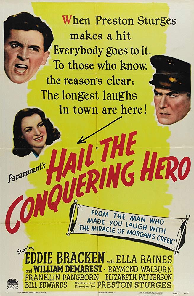 Hail the Conquering Hero 1944 1080p WEBRip x264-RARBG