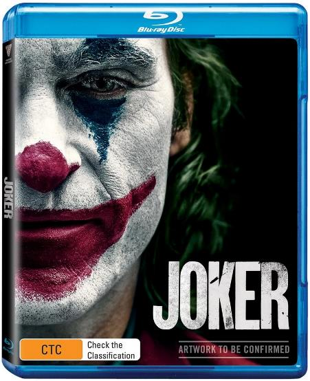 Joker (2019) 1080p BRRip X264 AC3  EVO