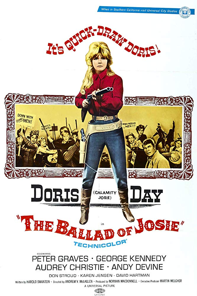 The Ballad of Josie 1967 WEBRip x264-ION10