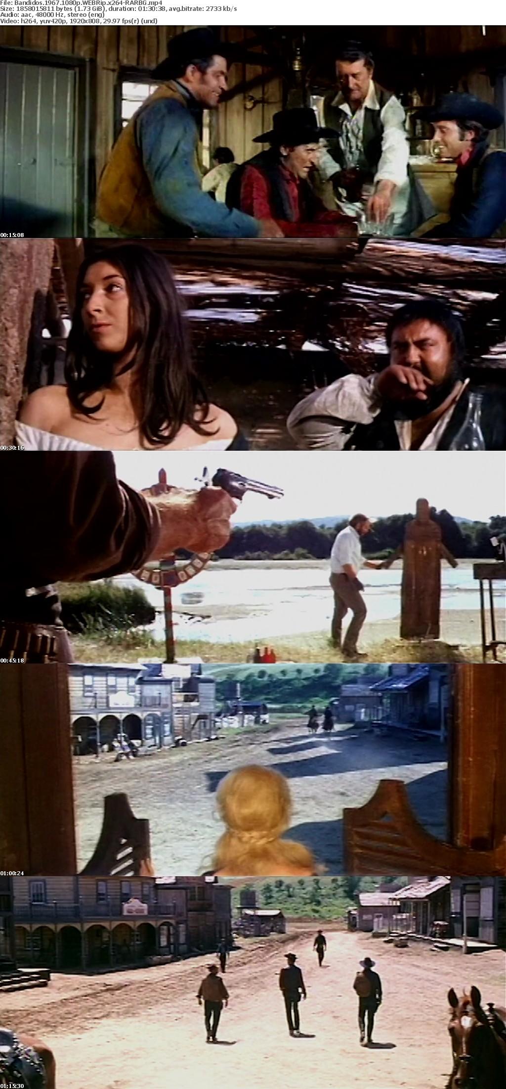 Bandidos 1967 1080p WEBRip x264-RARBG
