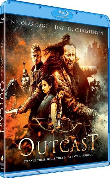 Outcast (2014) 720p BluRay Dual Audio Eng Hindi x264-DLW