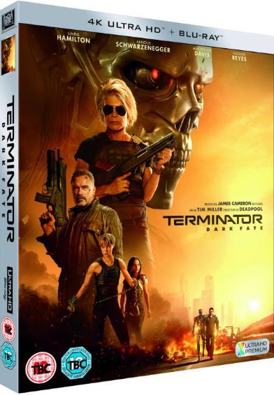 Terminator Dark Fate (2019) 720p HDCAM Dual Audio Eng Hindi x264-DLW