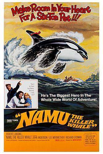 Namu the Killer Whale 1966 WEBRip XviD MP3-XVID