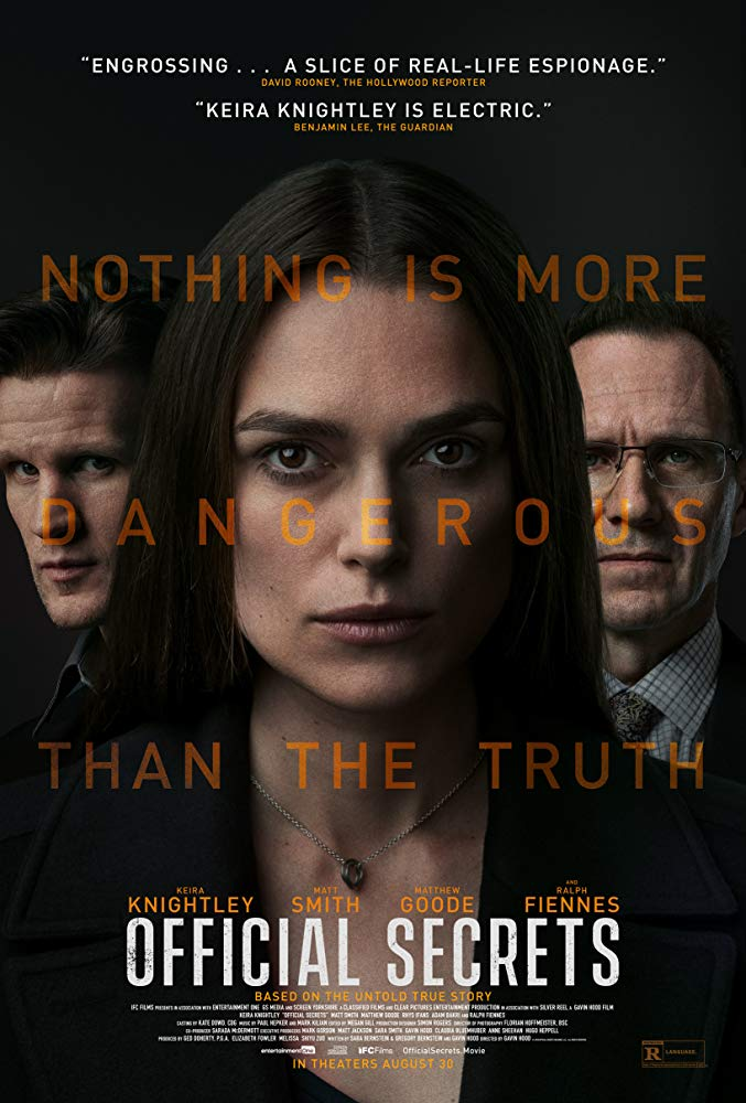 Official Secrets 2019 HDRip XviD AC3-EVO