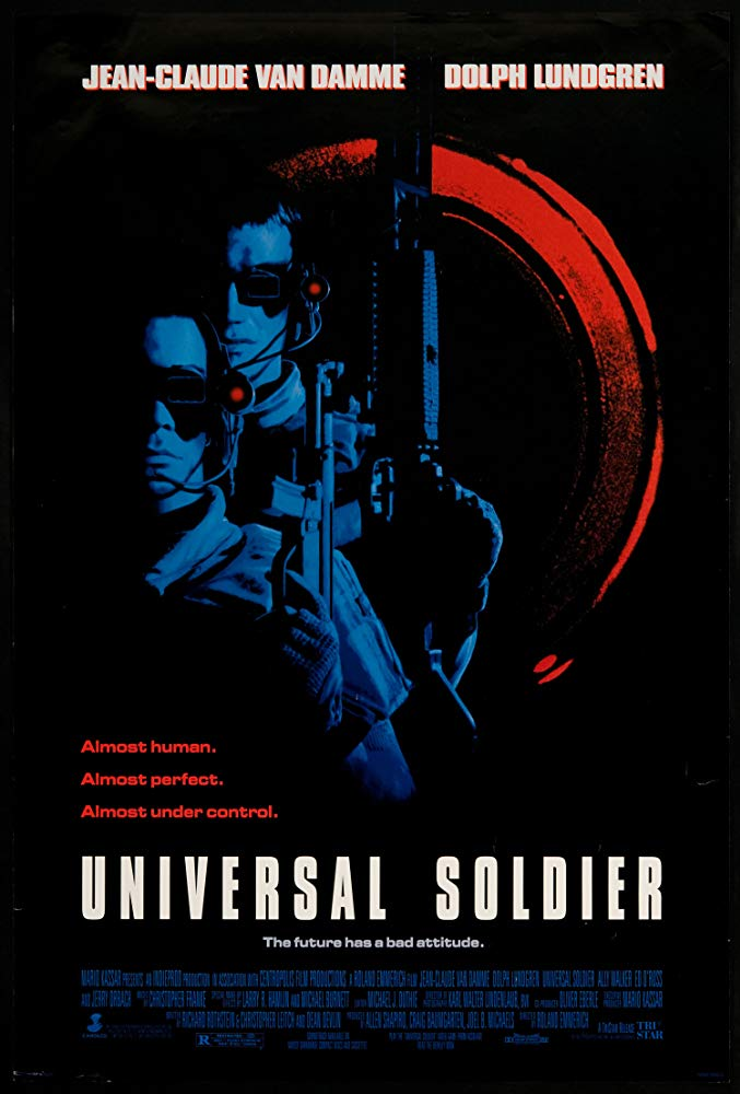 Universal Soldier 1992 REMASTERED BluRay 10Bit 1080p DD+5 1 H265-d3g