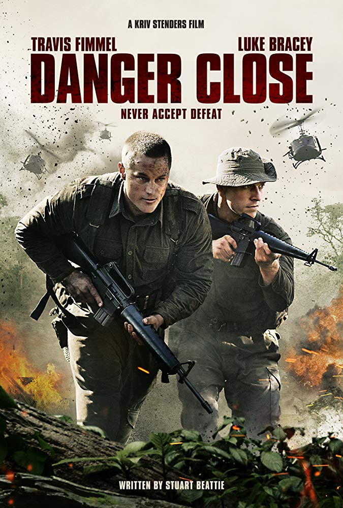 Danger Close 2019 720p WEB-DL X264 AC3-EVO