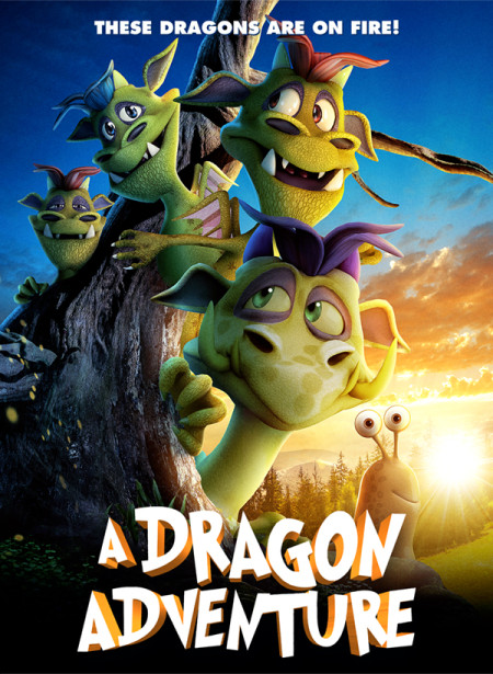 A Dragon Adventure (2019) HDRip AC3 x264-CMRG