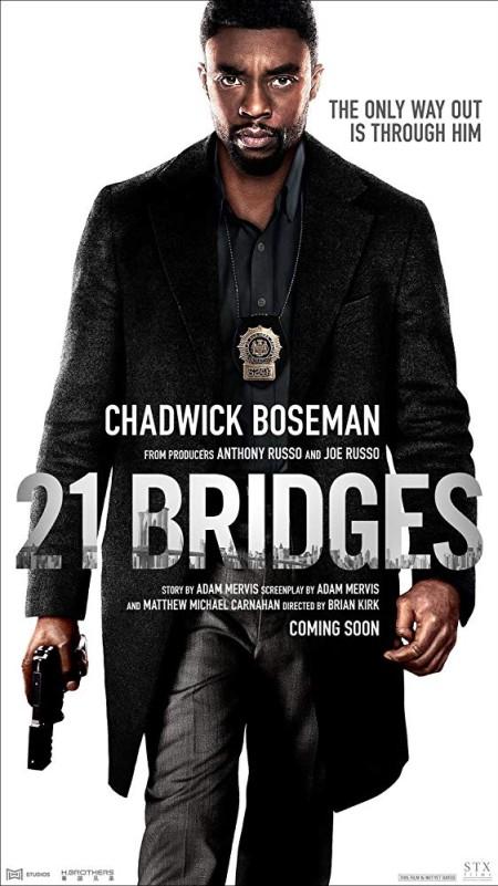 21 Bridges (2019) HDCAM x264 AC3-ETRG