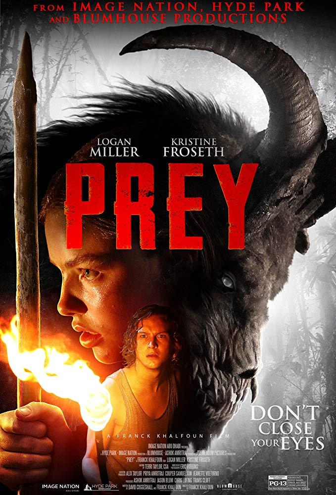 Prey 2019 COMPLETE DVDR-JFKDVD