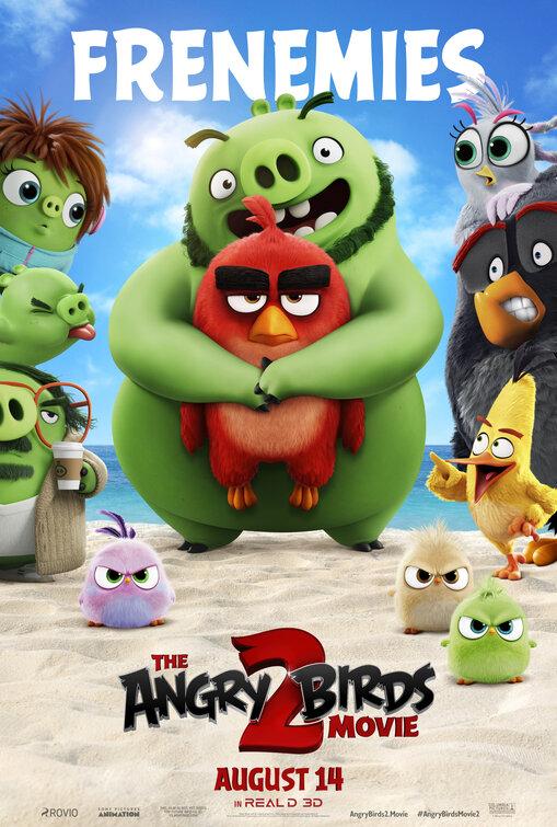 The Angry Birds Movie 2 2019 DVDR-JFKDVD