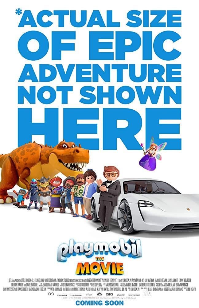 Playmobil The Movie 2019 BDRip XviD AC3-EVO
