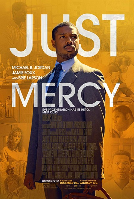 Just Mercy 2019 720p HDCAM 900MB getb8 x264-BONSAI