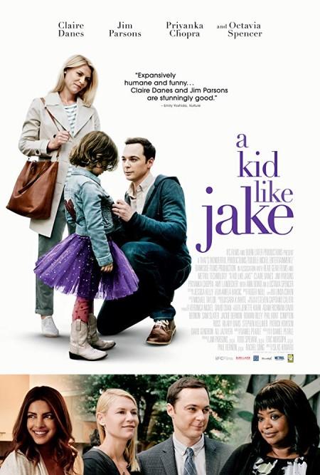 A Kid Like Jake 2018 720p BluRay 800MB x264-GalaxyRG