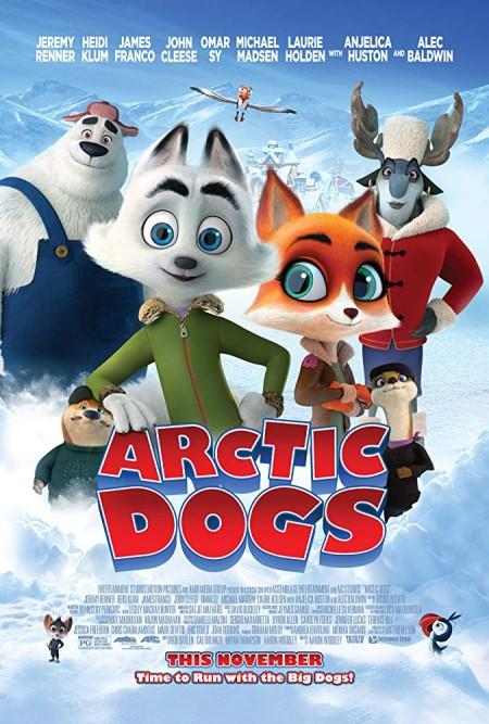 Arctic Dogs 2019 1080p WEBRip x264 Dual YG