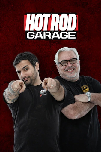 Hot Rod Garage S05E05 The Crown Hick Gets Supercharged V-8 Power HDTV x264-CRiMSON