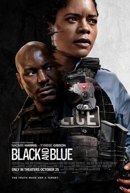 Black and Blue 2019 720p WEBRip x264 Dual YG