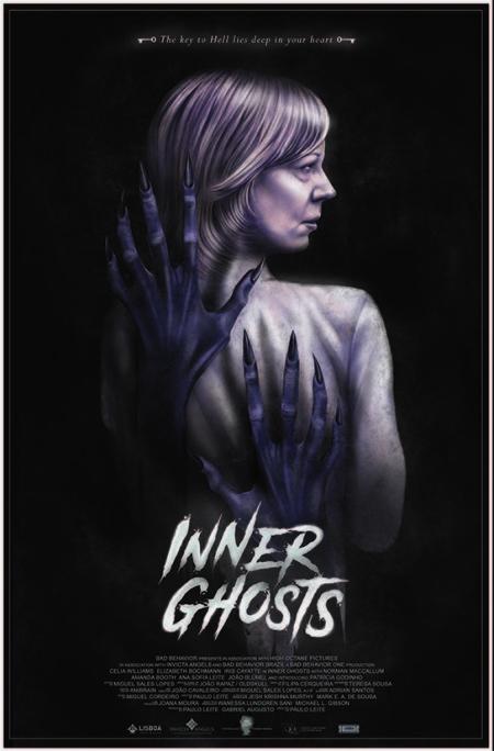Inner Ghosts (2018) 720p WEBRip 800MB x264-GalaxyRG