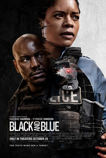 Black and Blue (2019) 720p BluRay HEVC x265  RM