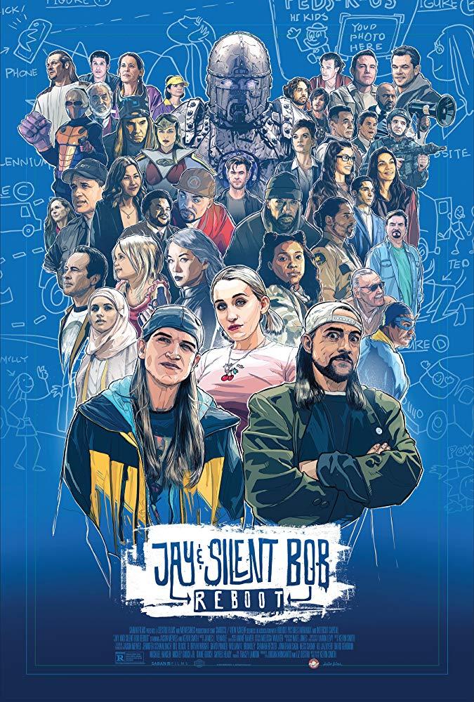 Jay and Silent Bob Reboot 2019 720p BrRip 2CH x265 HEVC-PSA