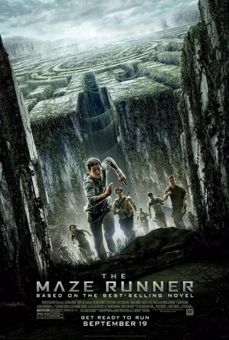The Maze Runner (2014) 720p BluRay Hindi English x264 AAC MSubs - LOKiHD - Telly