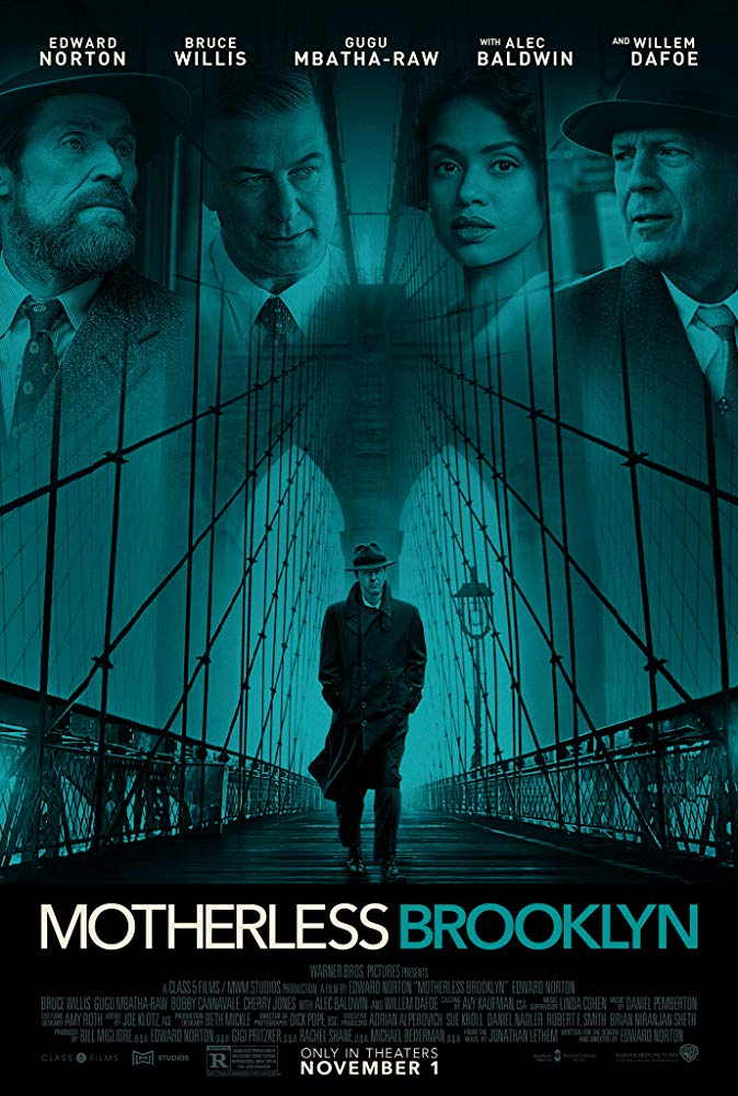 Motherless Brooklyn 2019 720p WEBRip 2CH x265 HEVC-PSA