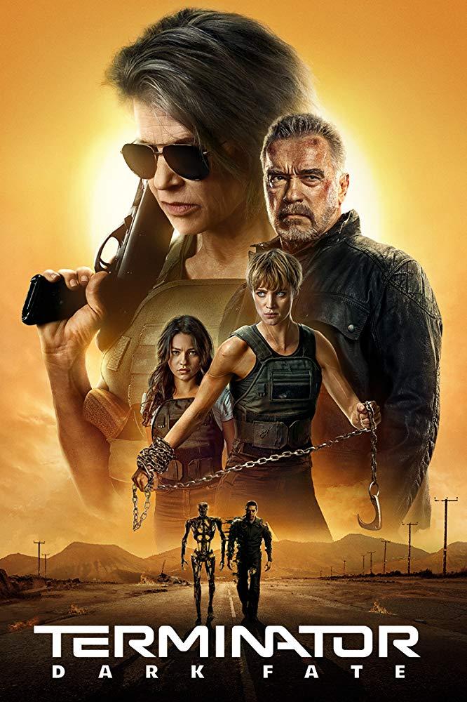 Terminator: Dark Fate 2019 720p BrRip 2CH x265 HEVC-PSA
