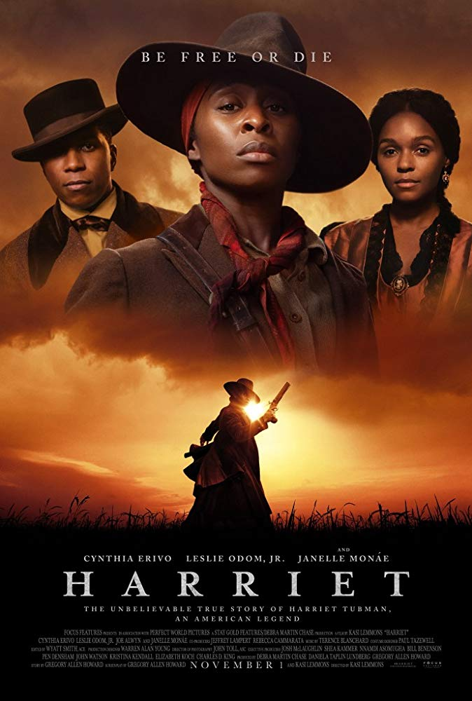 Harriet 2019 BRRip XviD AC3-XVID