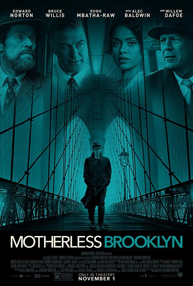 Motherless Brooklyn 2019 [BluRay] [1080p] YIFY