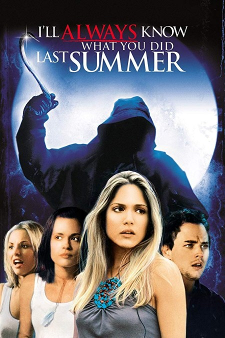 Ill Always Know What You Did Last Summer (2006) 720p WEB-HD x264-KangMus