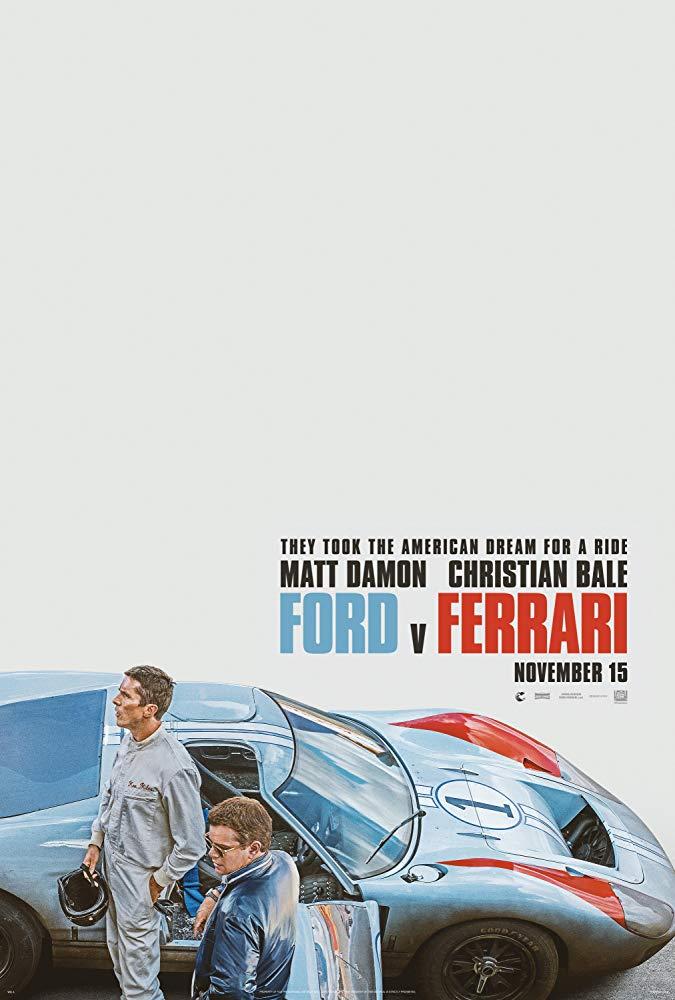 Ford v Ferrari 2019 720p WEB-DL x264 Dual YG