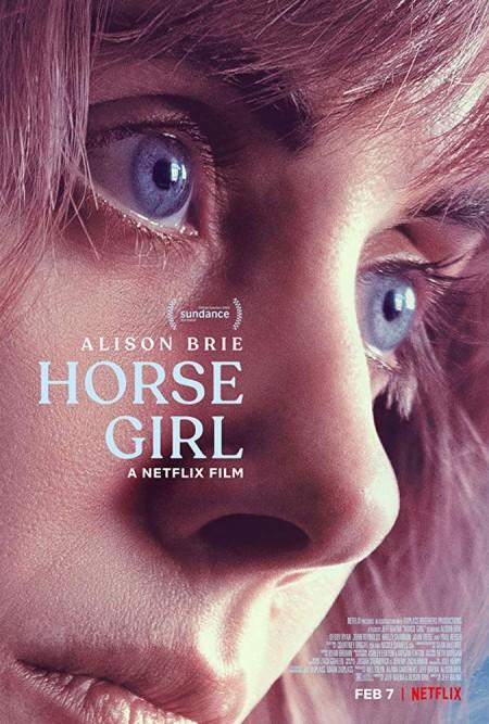 Horse Girl (2020) 720p NF WEBRip 800MB x264-GalaxyRG