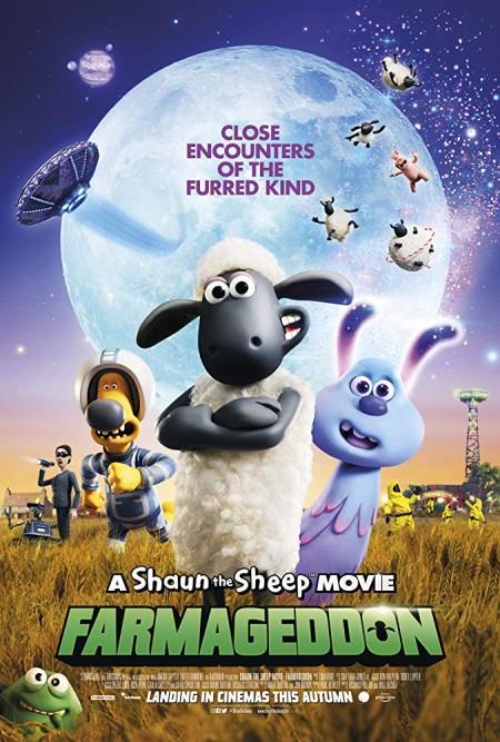 A Shaun the Sheep Movie Farmageddon 2019 BDRip X264-AMIABLE