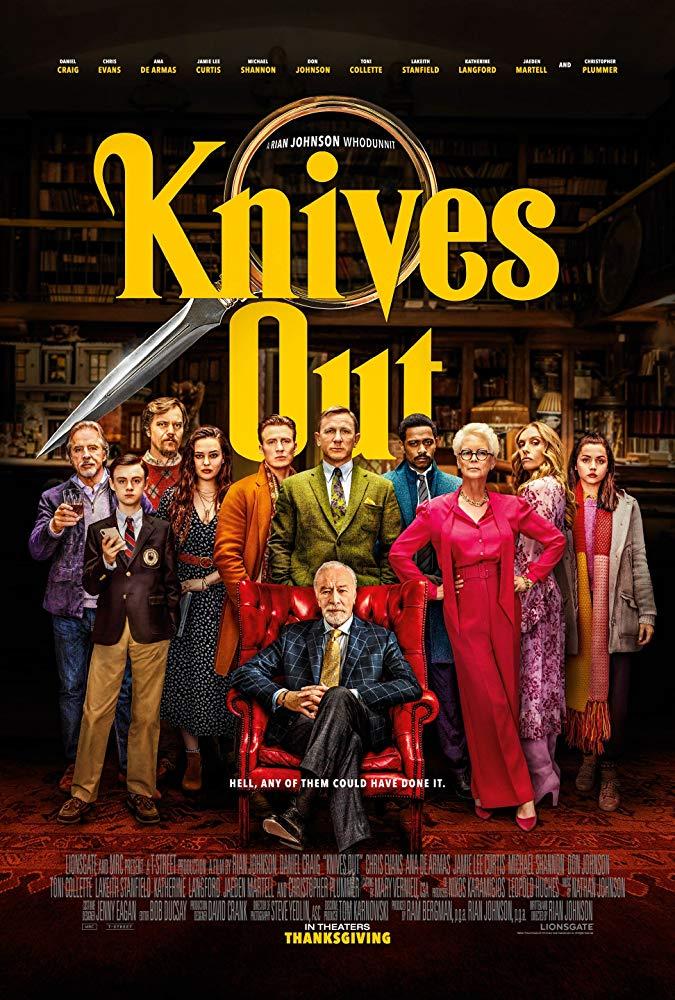Knives Out 2019 1080p BluRay 1400MB DD5 1 x264-GalaxyRG