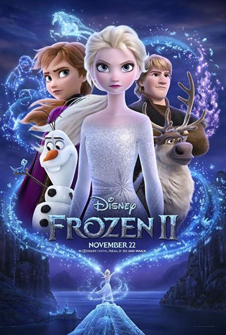 Frozen II 2019 1080p BluRay DD5 1 HEVC X265-RM