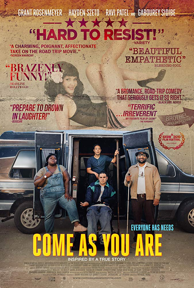 Come As You Are 2019 HDRip XviD AC3-EVO[TGx]