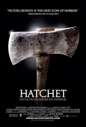 Hatchet 2006 720p BluRay x264-x0r