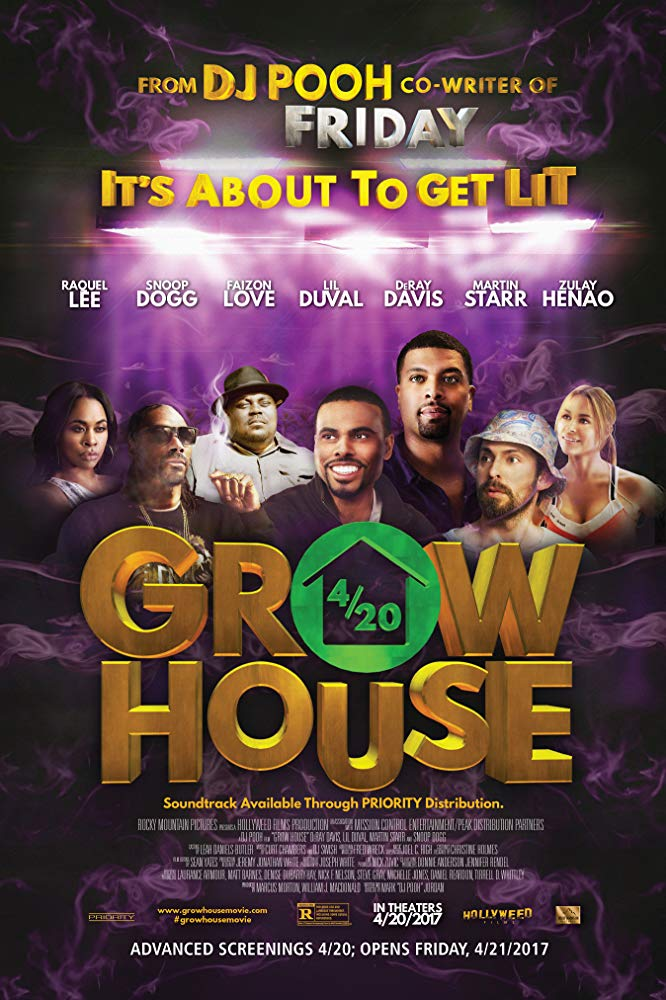 Grow House 2017 DvDrip XviD - INFERNO