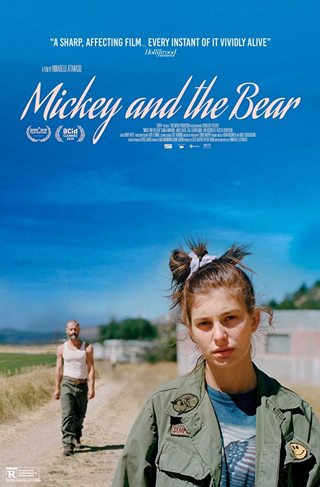 Mickey And The Bear 2019 HDRip AC3 x264-CMRG
