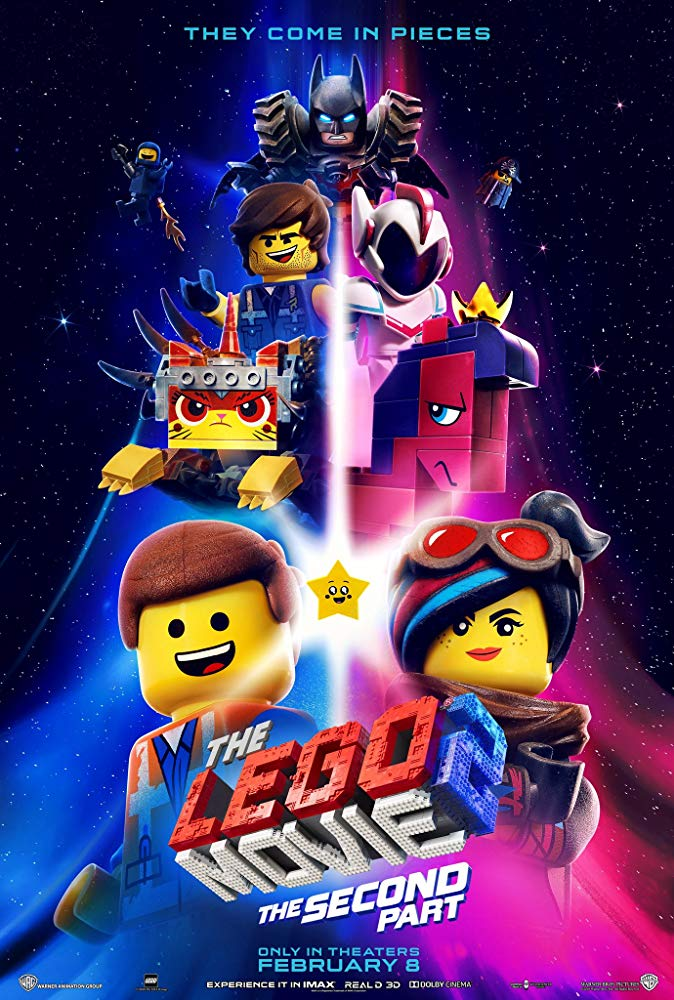 The Lego Movie 2 The Second Part (2019) [720p] [BluRay] [YTS MX]