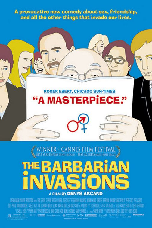 The Barbarian Invasions 2003 [720p] [BluRay] YIFY